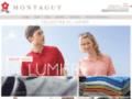 Montagut, marque française de prêt à porter chic et spécialiste de la maille