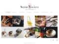 Sophie Mouleyre, création de bijoux singuliers