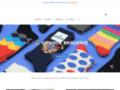 Jipepe - Chaussettes fun et colorées
