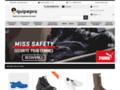 EquipePro: chaussures de sécurité