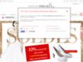 Robe de mariée discount