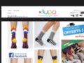 Chaussettes fantaisies Lupo