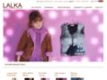 Magasin en ligne d'habillement unique pour enfant